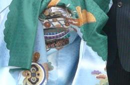 お宮参り 男の子 着物