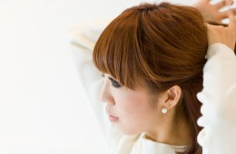 卒業式 髪型 カタログ画像1