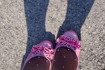 入学式 靴 ママ