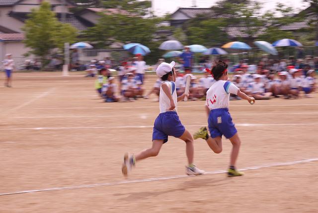 子供運動会カメラ1