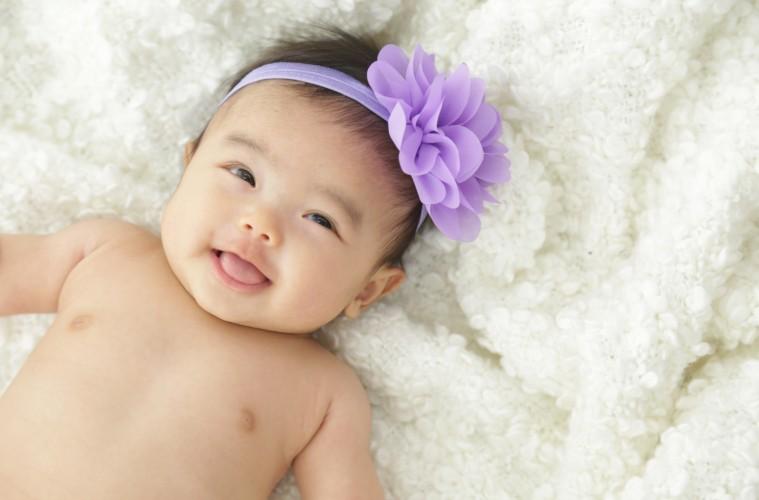赤ちゃん撮影